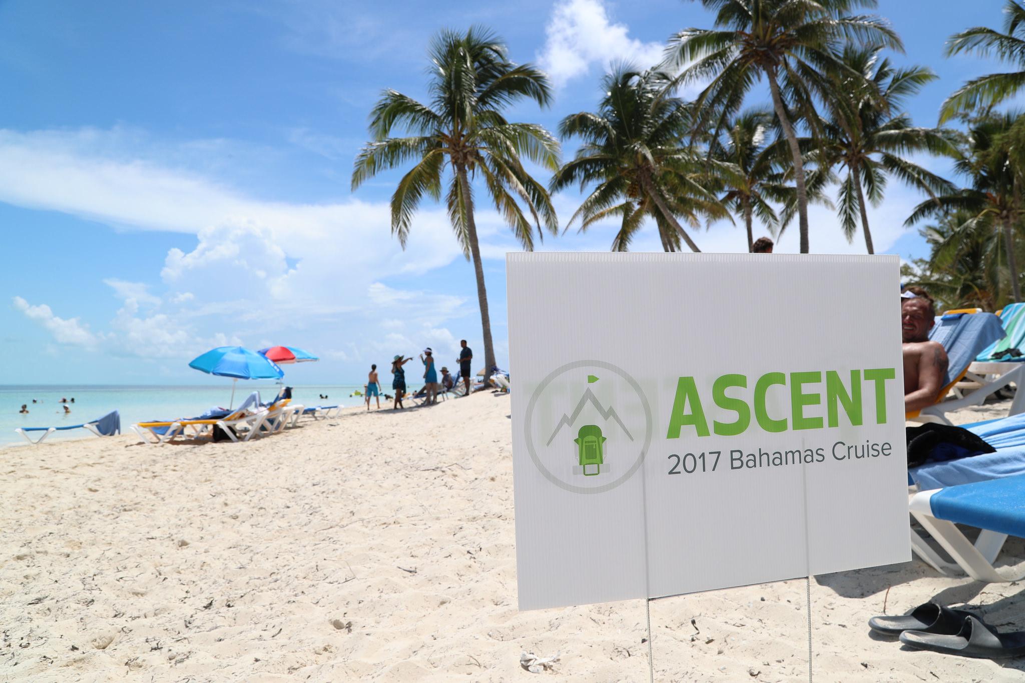Ascent Bahamas Cruise